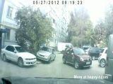 Worst female parking ever