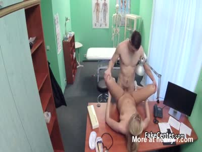 Milf Nurse Spunked On Tits