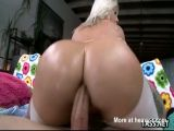 Round Ass Anal Destruction