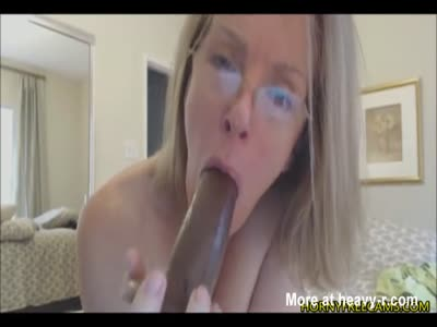 Mature Teacher Having Fun With Herself