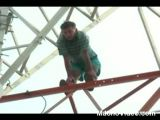Suicidal Man Jumps From High Tower