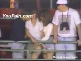Girl Fingered In Public