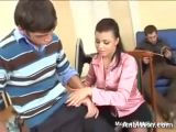 Cute Girl Double Penetrated