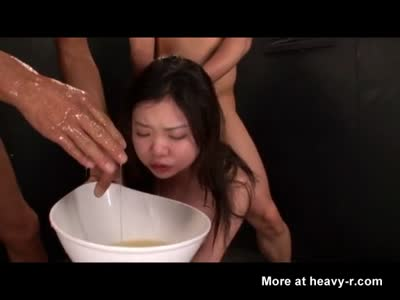 Girl Forced Throat Gagging And Puking