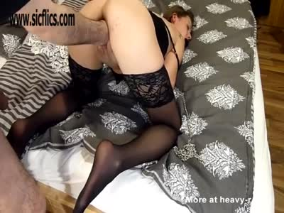 Bound Teen Slave Fisted And Jizzed