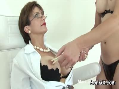 Mature Slut Tit Torture
