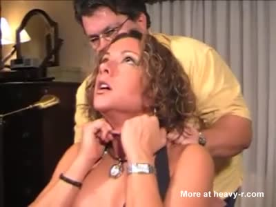 Model Strangled