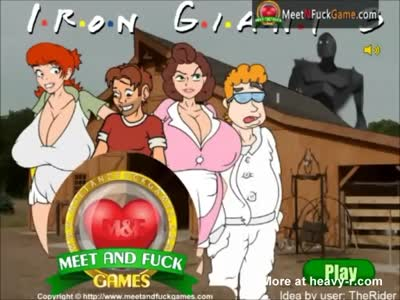 Best part ever: Meet'n'Fuck Iron Giant 3 Porn Game