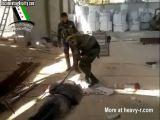 Syrian Man Beaten To Death