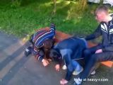 Russian Teens On Drugs