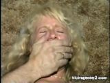 Blonde Made To Slave