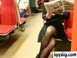 Spying On Girls In Public