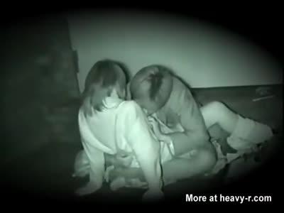 Night Vision Voyeur Video