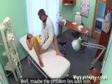 Doctor Impregnates Patient
