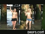 Totally beach fun