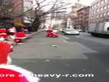 Street Fight: Santa Claus Version