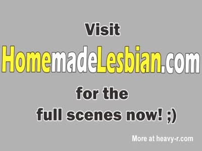 Slutty ebony and sexy brunette teen in hot lesbo action