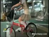 Bike Masturbation And Hard Fucking