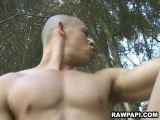 Horny latin gay asshole barebacking