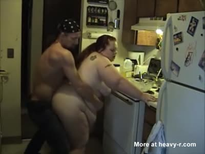 Whale Fucked In Kitchen