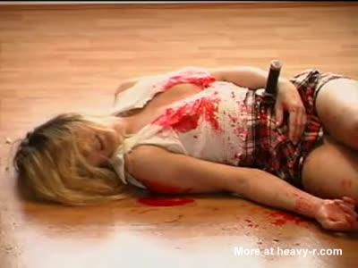 Brutal Murder Scene