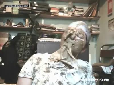 Wife Gets Covered In Shit