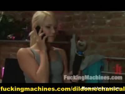 machine pleasure