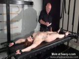Hot Waxing Tits
