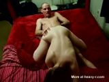 Amateur Teen Fucks On Bed