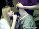 Sister Sucking Brother