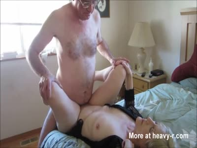 Old Couple Sex