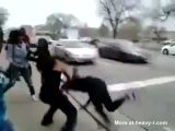 Black Girls Fighting In The Streets