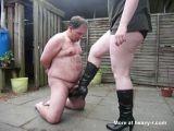 Slave Ballbusting