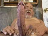 Old man with big cock