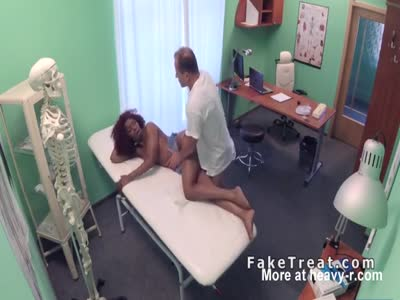 Doctor Gets Intimate With Patient