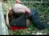 Black Girl Raped In Forest