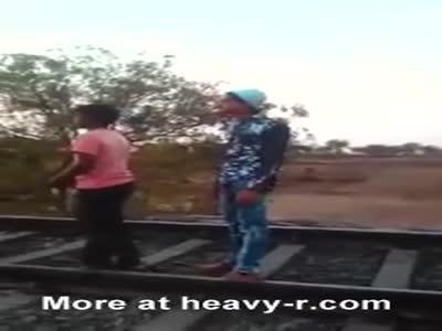 Teasing Train Backfires