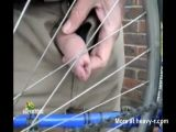 Bike Spokes Penis Stimulation