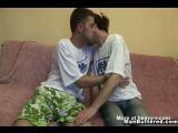 Gay Men Gets Heavy Creampie