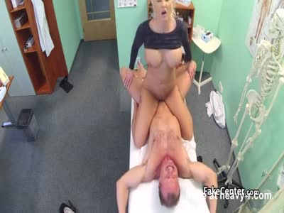Dirty Doctor Fucking A Porn Star