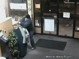 ATM Theft Caught On Surveillance Video