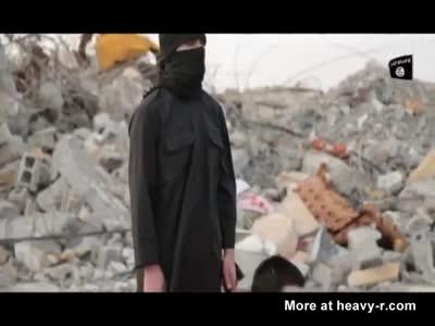 Beheading of four Kurdish prisoners in Iraq