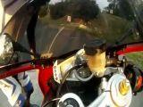 Naked motorcylce ride
