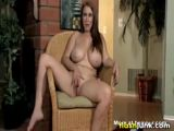 Busty Milf Striptease Interview