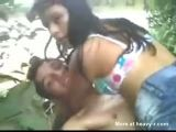 College Girl Fucked In The Park
