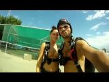 Alex Torres skydive sex stunt