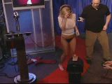 Jenna Jameson rides the sybian
