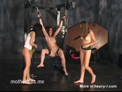 Cruel Girls Torturing Their Friend