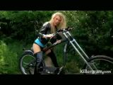 Bicycle Slut Gets Fucked