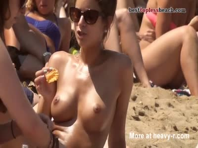Lovely Tanned Boobs